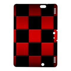Black And Red Backgrounds Kindle Fire Hdx 8 9  Hardshell Case