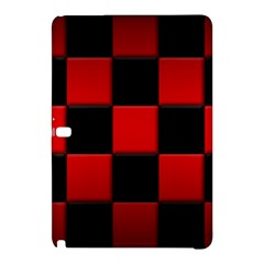 Black And Red Backgrounds Samsung Galaxy Tab Pro 12.2 Hardshell Case