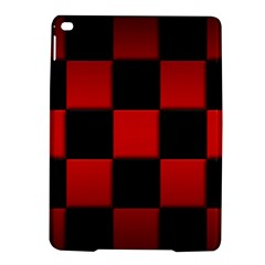 Black And Red Backgrounds Ipad Air 2 Hardshell Cases