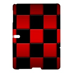 Black And Red Backgrounds Samsung Galaxy Tab S (10.5 ) Hardshell Case