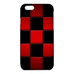 Black And Red Backgrounds iPhone 6/6S TPU Case