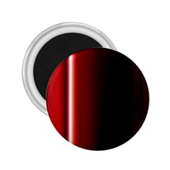 Black And Red 2 25  Magnets