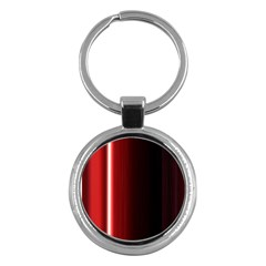 Black And Red Key Chains (round)
