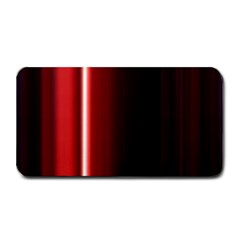 Black And Red Medium Bar Mats