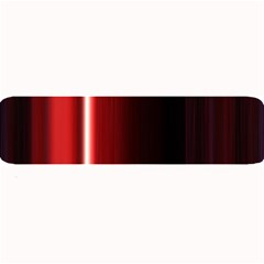 Black And Red Large Bar Mats