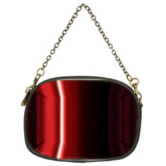 Black And Red Chain Purses (two Sides)