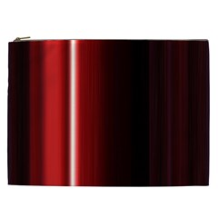 Black And Red Cosmetic Bag (xxl)