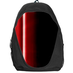 Black And Red Backpack Bag
