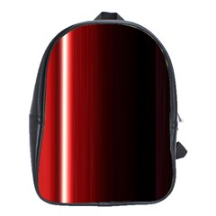 Black And Red School Bags (xl)