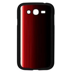 Black And Red Samsung Galaxy Grand Duos I9082 Case (black)