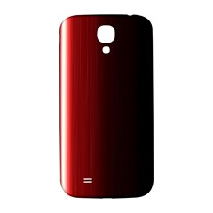 Black And Red Samsung Galaxy S4 I9500/i9505  Hardshell Back Case