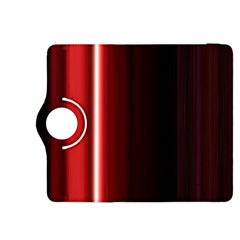 Black And Red Kindle Fire Hdx 8 9  Flip 360 Case