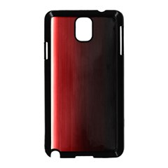 Black And Red Samsung Galaxy Note 3 Neo Hardshell Case (black)