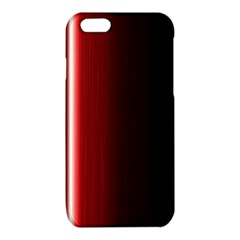 Black And Red iPhone 6/6S TPU Case