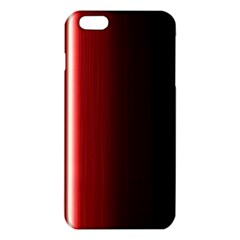 Black And Red iPhone 6 Plus/6S Plus TPU Case