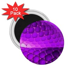 Circular Color 2 25  Magnets (10 Pack)