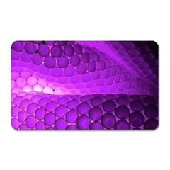 Circular Color Magnet (rectangular)
