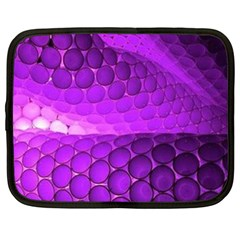 Circular Color Netbook Case (large)