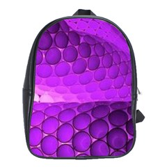 Circular Color School Bags(large)