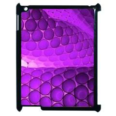 Circular Color Apple Ipad 2 Case (black)