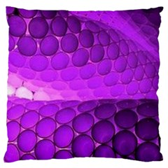 Circular Color Large Cushion Case (one Side)