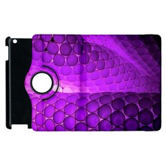 Circular Color Apple Ipad 3/4 Flip 360 Case