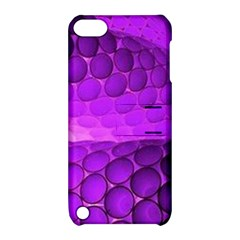 Circular Color Apple Ipod Touch 5 Hardshell Case With Stand