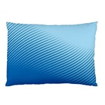 Blue Dot Pattern Pillow Case 26.62 x18.9 Pillow Case