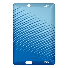 Blue Dot Pattern Amazon Kindle Fire Hd (2013) Hardshell Case