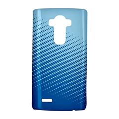 Blue Dot Pattern Lg G4 Hardshell Case