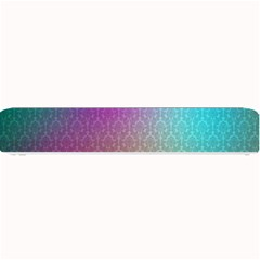 Blue And Pink Colors On A Pattern Small Bar Mats