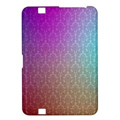 Blue And Pink Colors On A Pattern Kindle Fire Hd 8 9