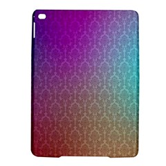 Blue And Pink Colors On A Pattern Ipad Air 2 Hardshell Cases