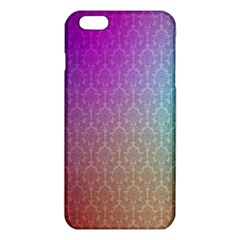 Blue And Pink Colors On A Pattern Iphone 6 Plus/6s Plus Tpu Case