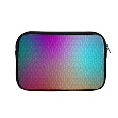Blue And Pink Colors On A Pattern Apple Macbook Pro 13  Zipper Case
