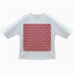 Floral Abstract Pattern Infant/toddler T Shirts