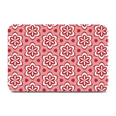 Floral Abstract Pattern Plate Mats