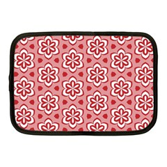 Floral Abstract Pattern Netbook Case (medium)