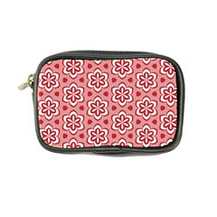 Floral Abstract Pattern Coin Purse