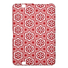 Floral Abstract Pattern Kindle Fire Hd 8 9