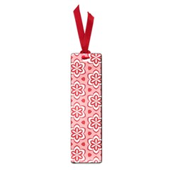 Floral Abstract Pattern Small Book Marks