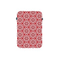 Floral Abstract Pattern Apple Ipad Mini Protective Soft Cases