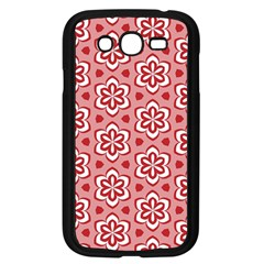 Floral Abstract Pattern Samsung Galaxy Grand Duos I9082 Case (black)