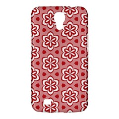 Floral Abstract Pattern Samsung Galaxy Mega 6 3  I9200 Hardshell Case