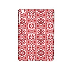 Floral Abstract Pattern Ipad Mini 2 Hardshell Cases