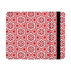 Floral Abstract Pattern Samsung Galaxy Tab Pro 8 4  Flip Case