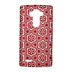 Floral Abstract Pattern Lg G4 Hardshell Case