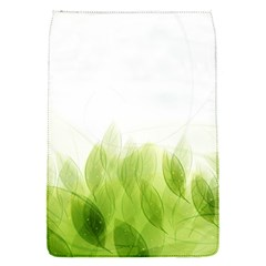 Green Leaves Pattern Flap Covers (s)