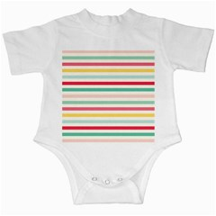Papel De Envolver Hooray Circus Stripe Red Pink Dot Infant Creepers