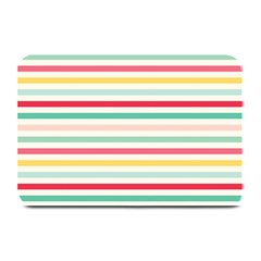 Papel De Envolver Hooray Circus Stripe Red Pink Dot Plate Mats